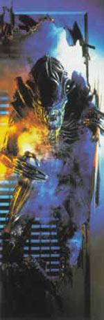 Mega poster Alien