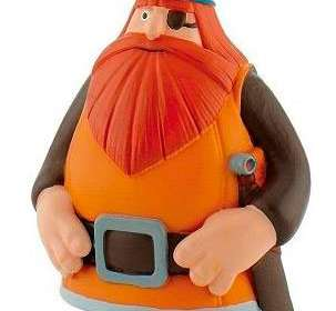 Mini figura Halvar. Vicky el Vikingo