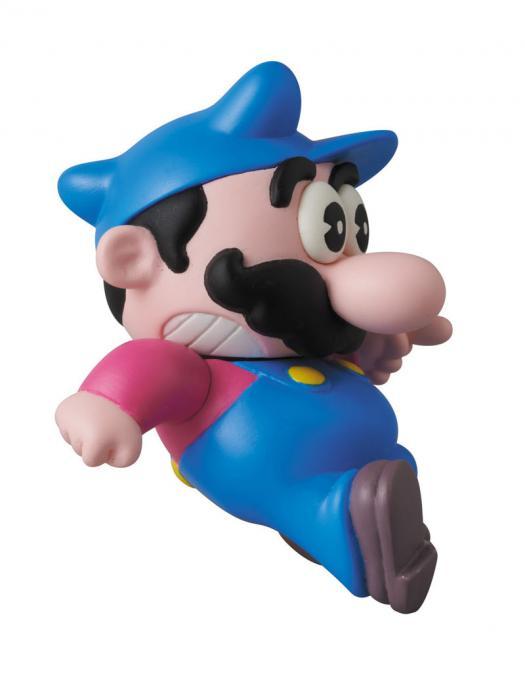 Mini figura Mario 6 cm. Super Mario Bros. Serie 2. Medicom