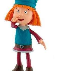 Mini figura Vicky. Vicky el Vikingo