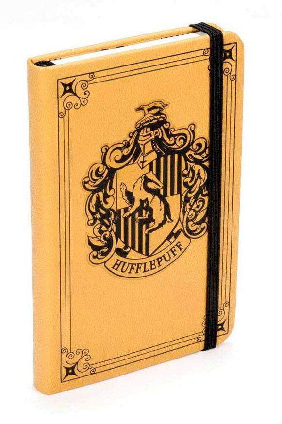 Mini libreta Hufflepuff Harry Potter. Insight Collectibles