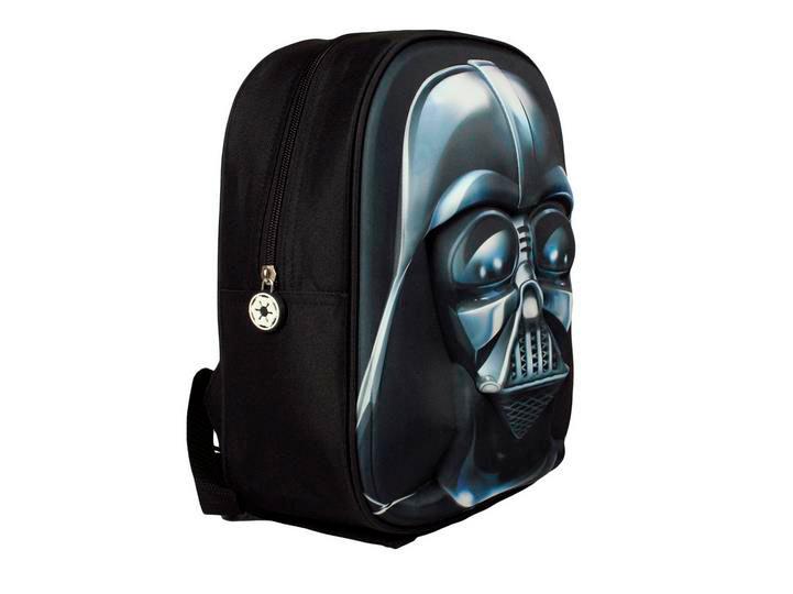 Mochila Darth Vader 3D. Star Wars