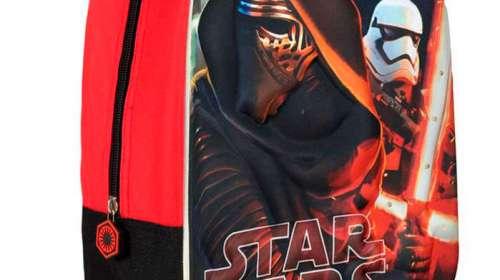 Mochila Kylo Ren 3D. Episodio VII. Star Wars