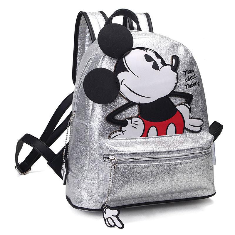 Mochila Mad About Mickey, 30 cm. Disney por 53,85€ - Qué Friki