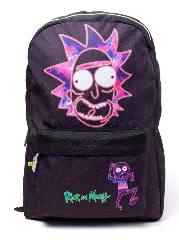 Mochila Ricks Face Rick y Morty