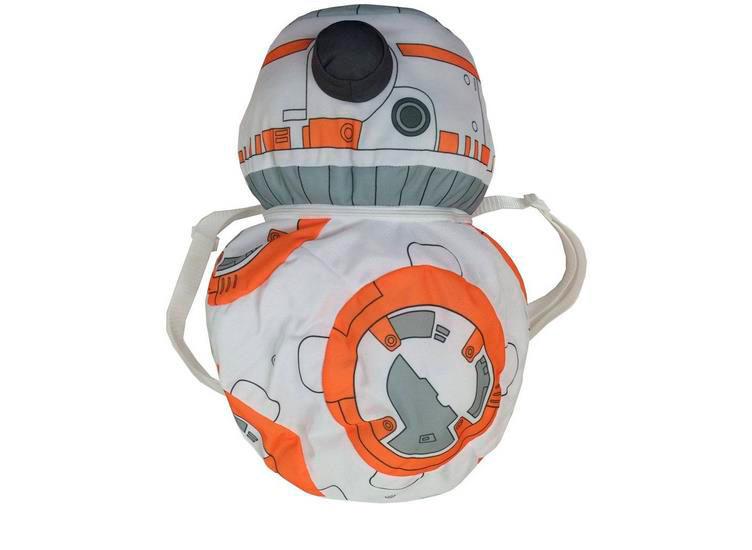 Mochila peluche BB-8. Star Wars