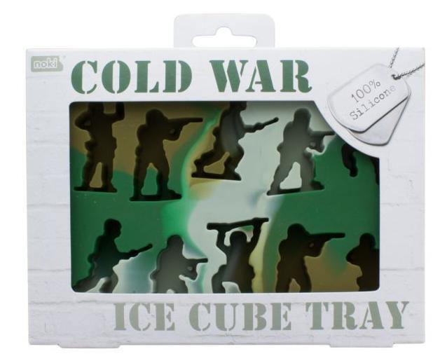 Molde de cubitos Soldados. Call of Duty