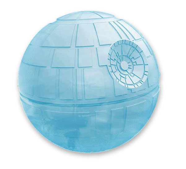 Molde de cubitos Star Wars. Estrella de la Muerte