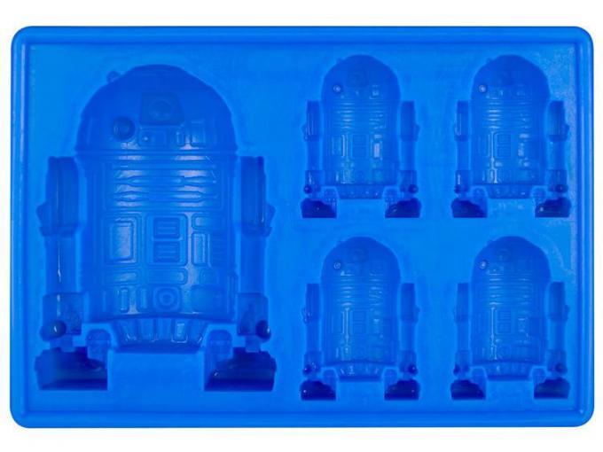 Molde de cubitos Star Wars. R2-D2