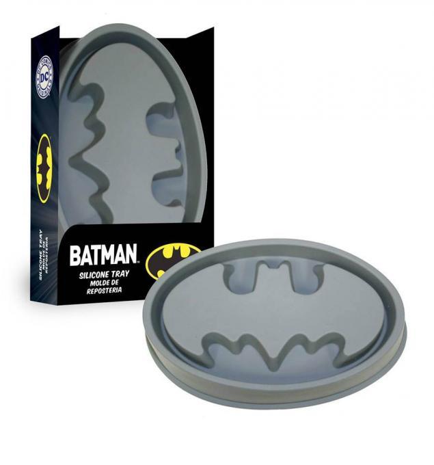 Molde logo Batman 24 x 15 cm. DC Cómics