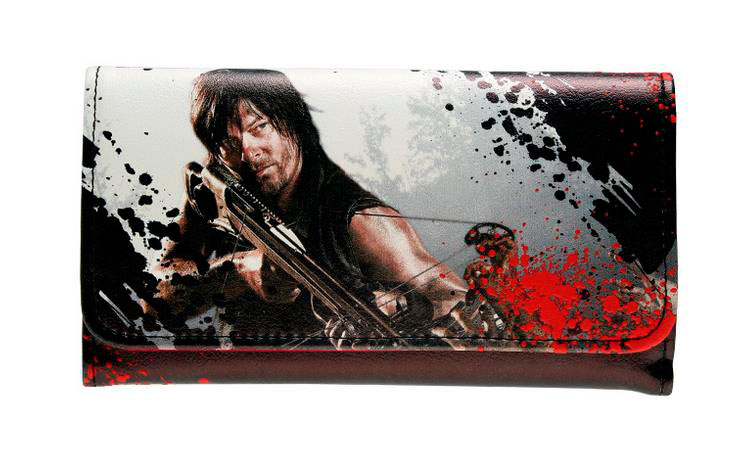 Monedero Daryl Dixon. The Walking Dead