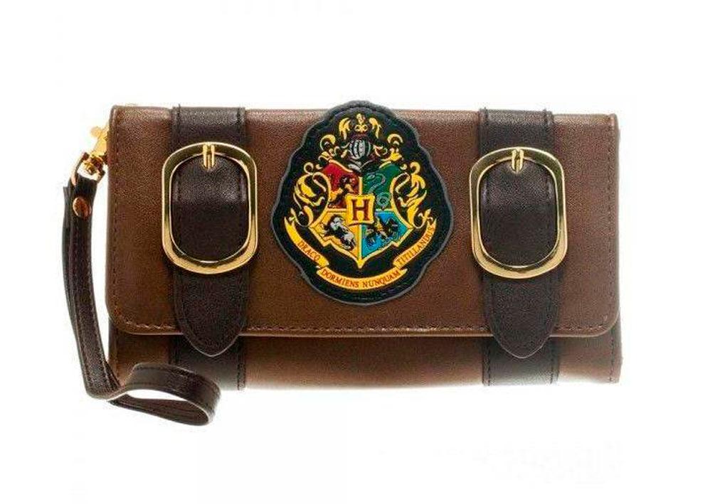 Monedero Escudo Hogwarts. Harry Potter