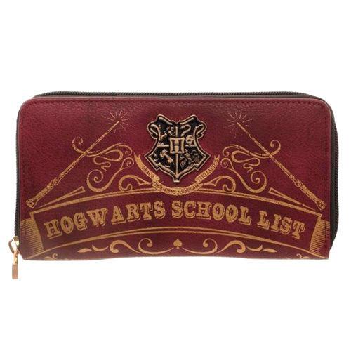 Monedero Hogwarts. Harry Potter
