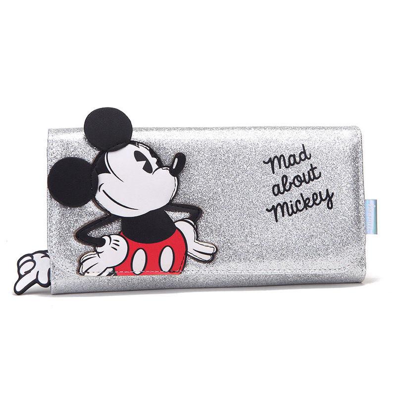 Monedero Mad About Mickey. Disney