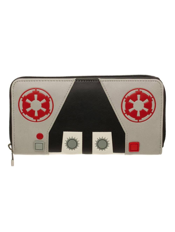 Monedero Piloto AT-AT. Star Wars