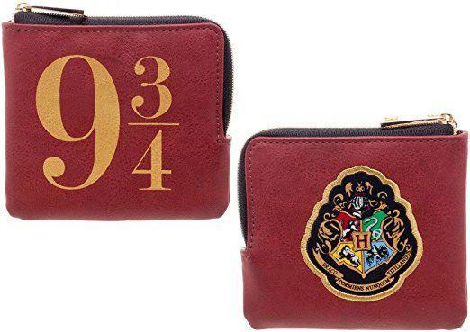 Monedero Plataforma 9 3/4. Harry Potter. Modelo 2
