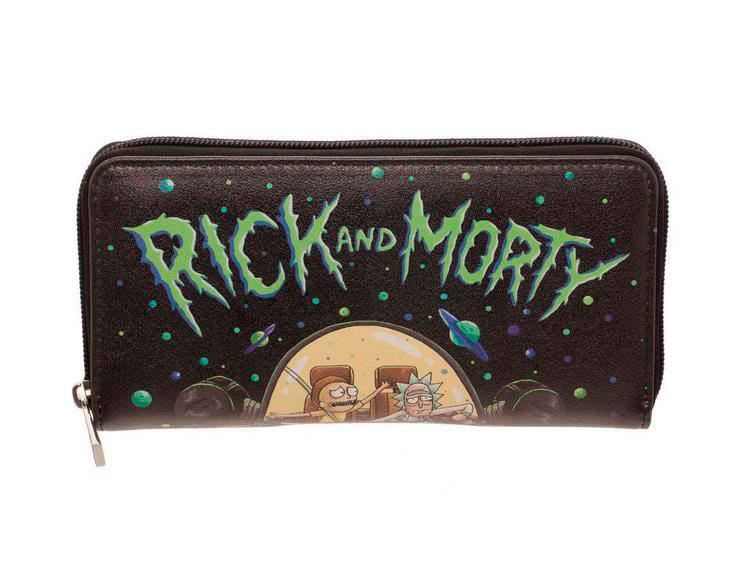 Monedero Rick and Morty