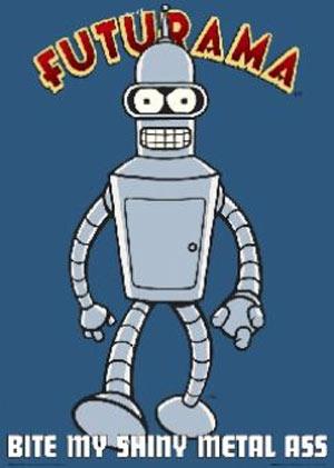Póster Bender
