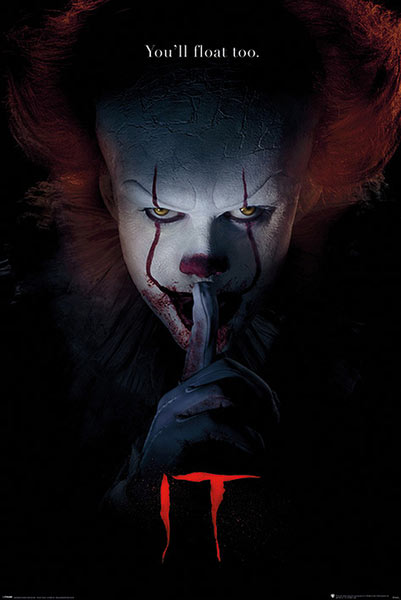 Póster Pennywise