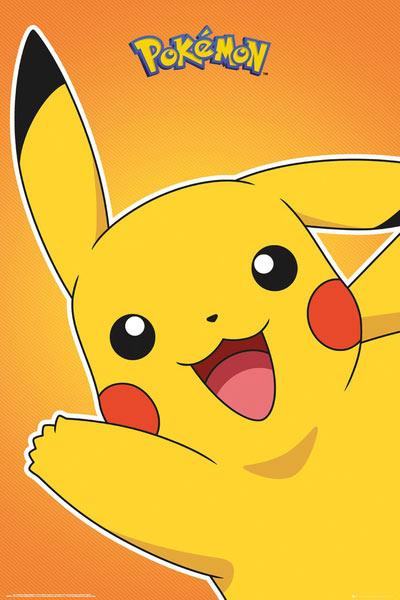 Póster Pikachu
