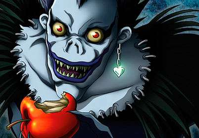 Póster Ryuk. Death Note