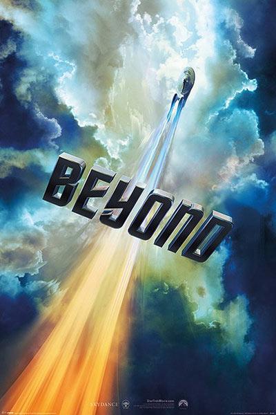 Póster Star Trek Beyond