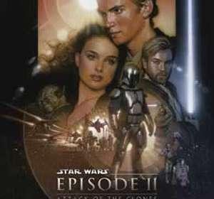 Póster Star Wars Episodio II