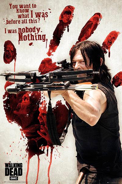 Póster The Walking Dead