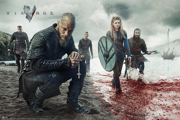 Póster Vikings