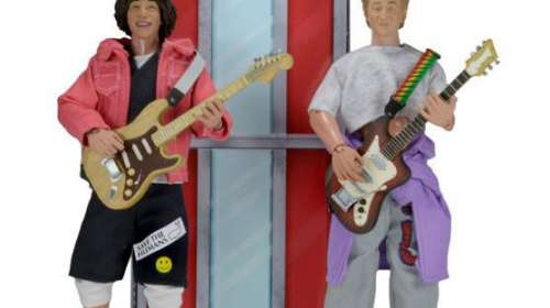 Pack 2 figuras Bill y Ted