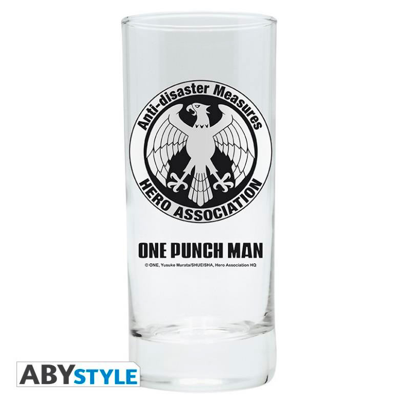 Pack 2 vasos One Punch Man. Hero Asociation
