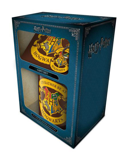 Pack de Regalo Harry Potter Rather be at Hogwarts