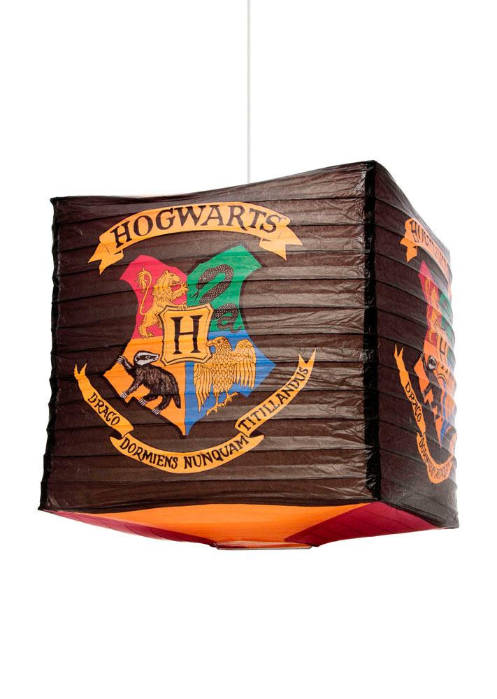 Pantalla para Lámpara Hogwarts 30 cm. Harry Potter. Groovy