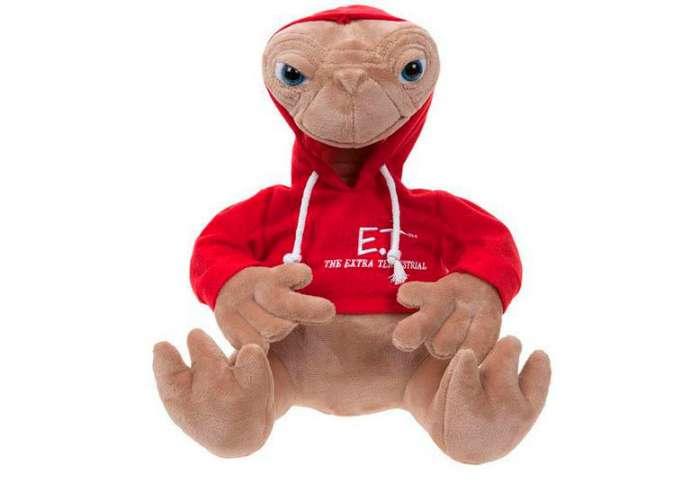 Peluche E.T el extraterrestre 25 cm