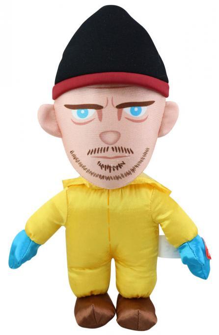 Peluche Jesse Pinkman 26 cm. Breaking Bad. Con sonido. En inglés. 50 Fifty