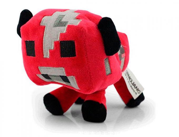 Peluche Minecraft. Vaca