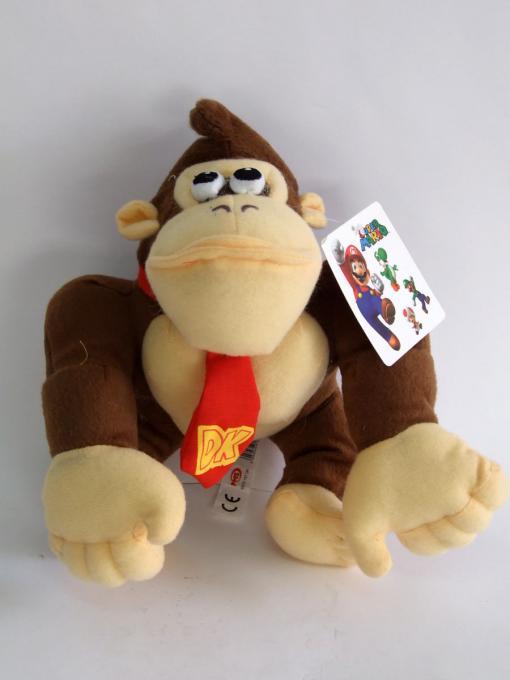 Peluche Super Mario Bros. Donkey Kong