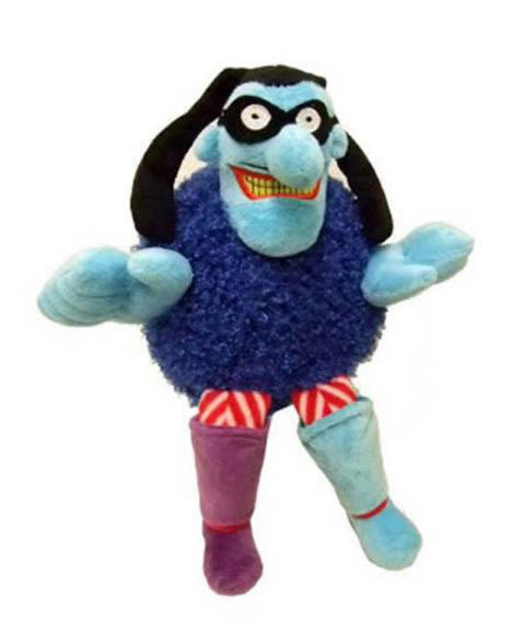 Peluche The Beatles. Blue Meanie
