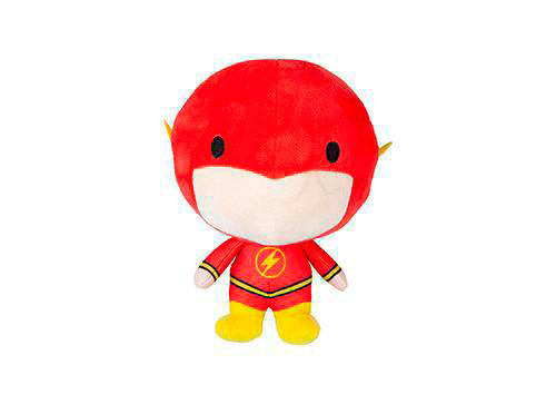 Peluche The Flash 18 cm. Chibi. DC Cómics