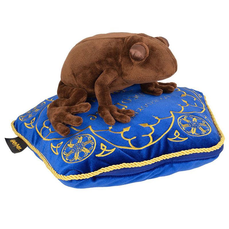 Peluche chocolate Frog 30 cm. Harry Potter. Noble Collection