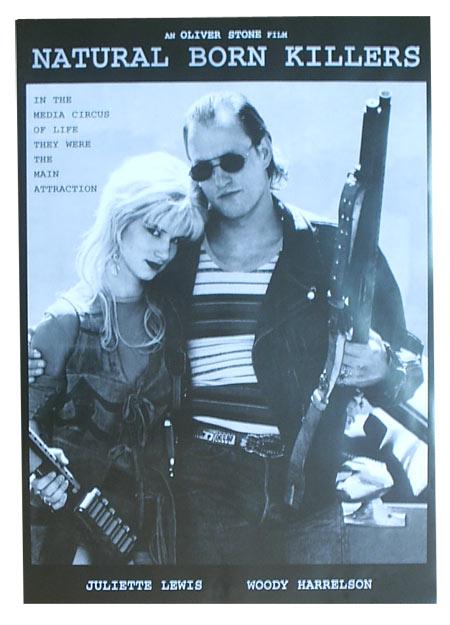 Poster Asesinos natos