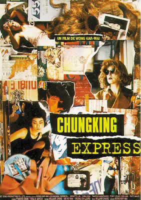 Poster Chungking Express