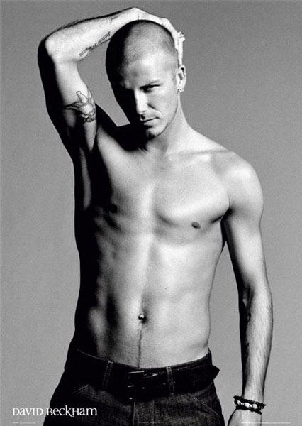 Poster David Beckham