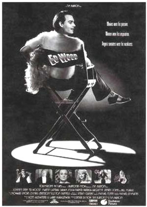 Poster Ed Wood