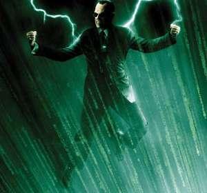 Poster Matrix Revolutions: Agente Smith