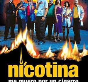 Poster Nicotina