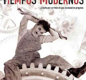 Poster Tiempos modernos