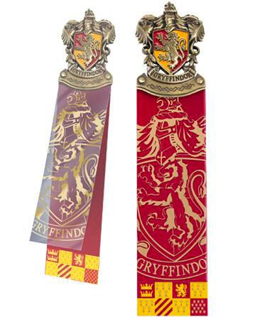Punto de libro Gryffindor. Harry Potter