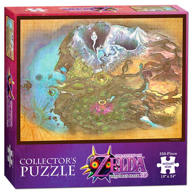 Puzzle Legend of Zelda
