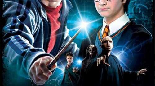 Puzzle póster Harry Potter. 500 piezas